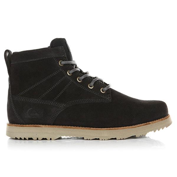 Ботинки высокие QUIKSILVER Gart Grey-8652-8