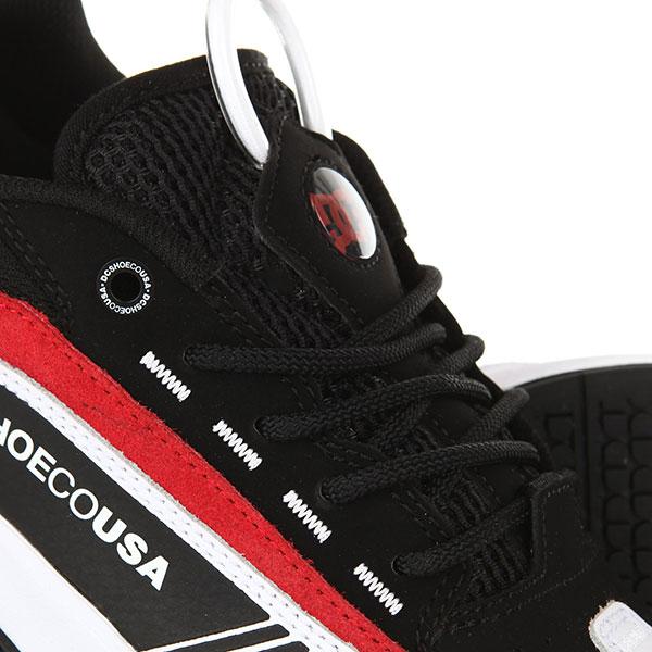 Кеды низкие DC Legacy 98 Slim Black/White/Red