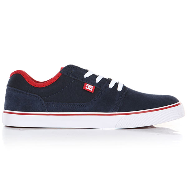 Кеды низкие DC Tonik Navy/Red