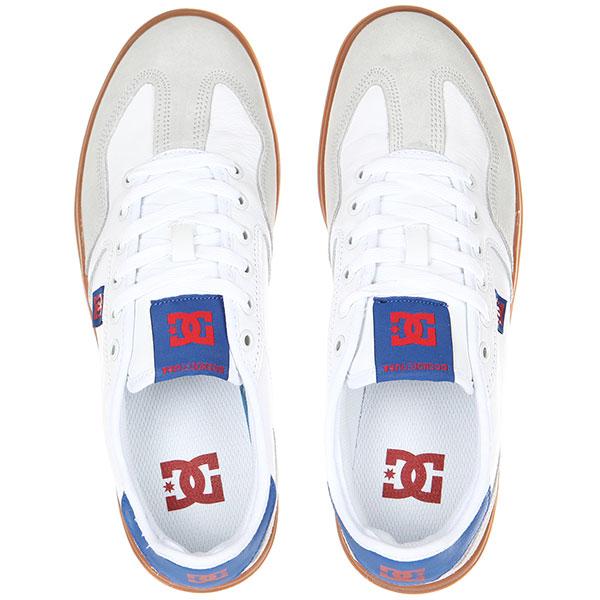 Кеды низкие DC Vestrey White/Gum