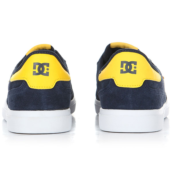 Кеды низкие DC Vestrey Navy/Grey