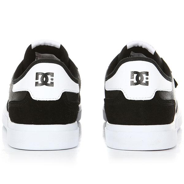 Кеды низкие DC Vestrey Black/White