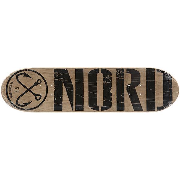Дека для скейтборда Nord Море Blue 32.5 x 8.5 (21.6 см)