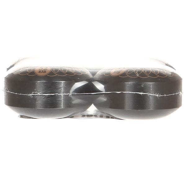 Колеса для скейтборда Nord Черная метка Black/Gold 83B 52 mm