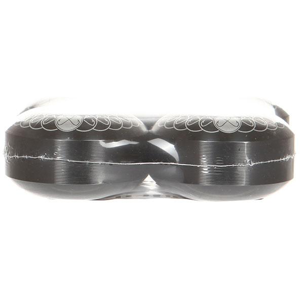 Колеса для скейтборда Nord Черная метка Black/Silver 83B 53 mm