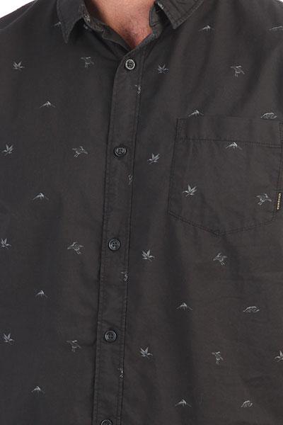 Рубашка QUIKSILVER Fujiminils Tarmac Fuji Mini Mo