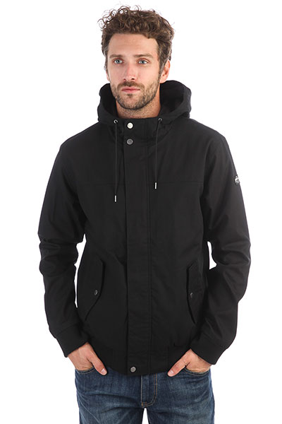 Куртка QUIKSILVER Shdbrooks Black