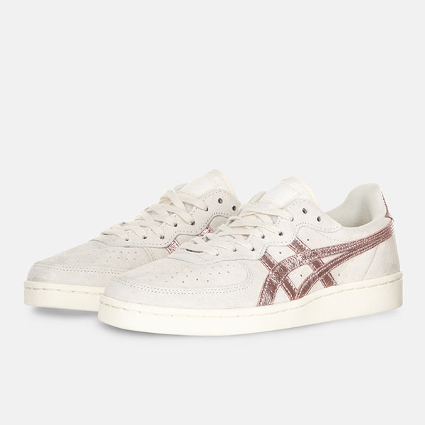 Кеды женские Onitsuka Tiger GSM Cream/Rose Water