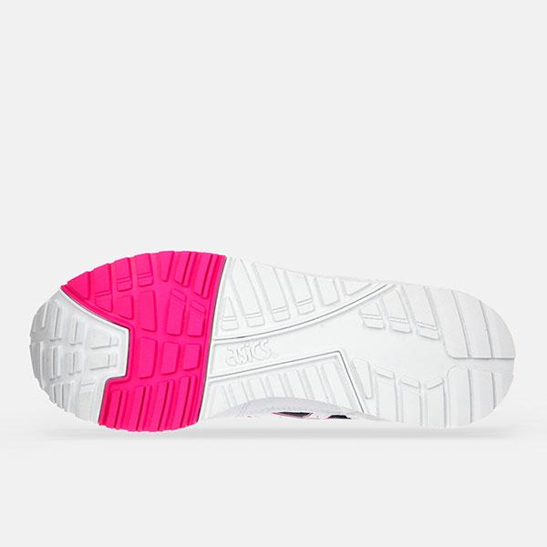 Кроссовки ASICS Tiger Gel-Saga White/Pink Glow