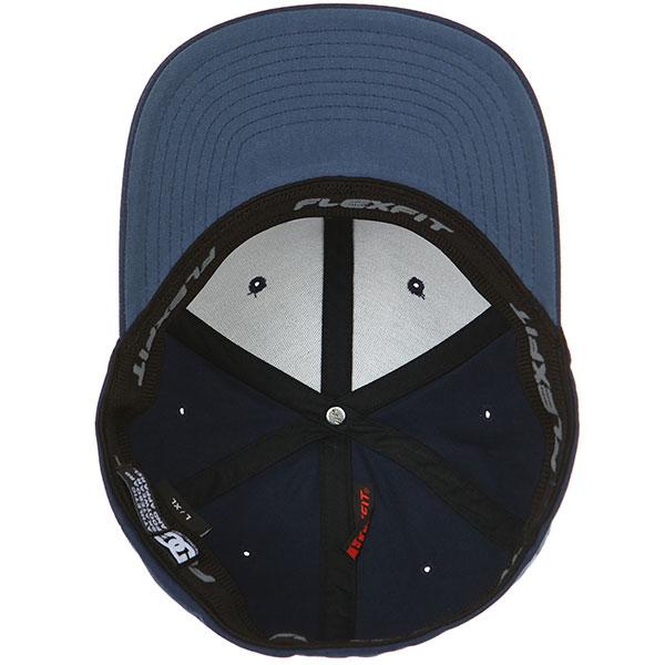 Бейсболка классическая DC Cap Star 2 Black Iris 2