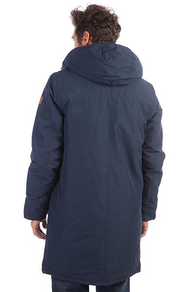 Куртка парка QUIKSILVER Altai Parka Dress Blues