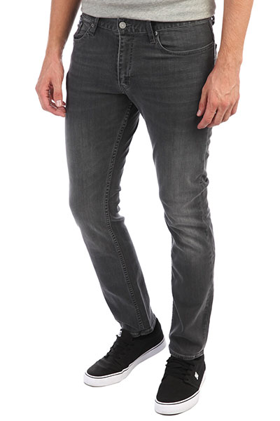 Джинсы прямые DC Worker Straight Medium Grey