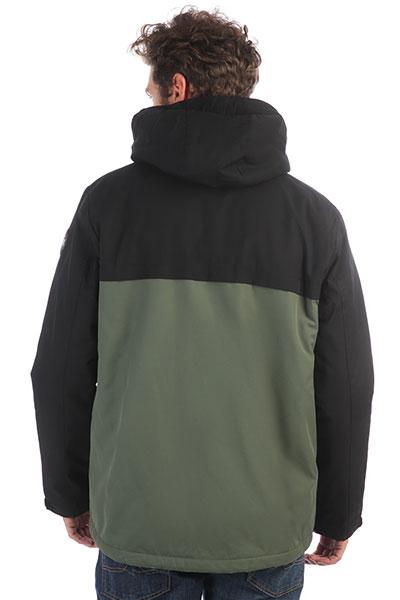 Куртка QUIKSILVER Wanna Black/Thyme