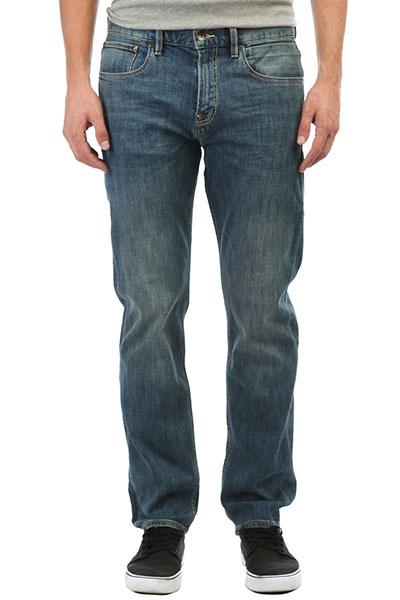 Классические джинсы QUIKSILVER Sequel Medium Blue