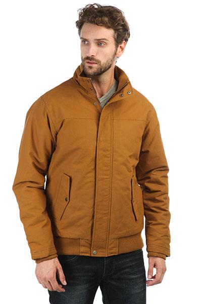 Куртка QUIKSILVER Brooksfullzip Rubber