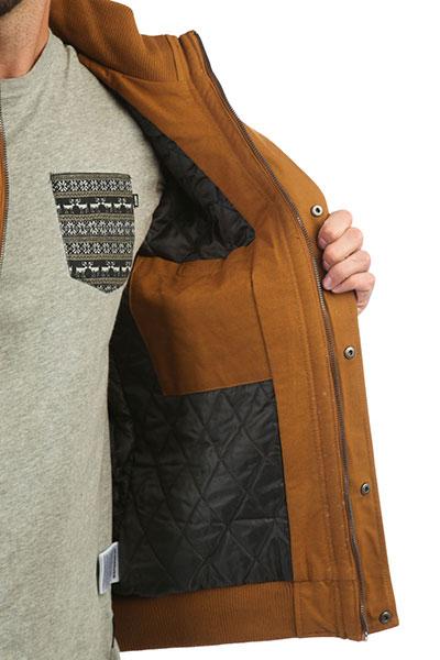 Куртка QUIKSILVER Brooks Full Zip
