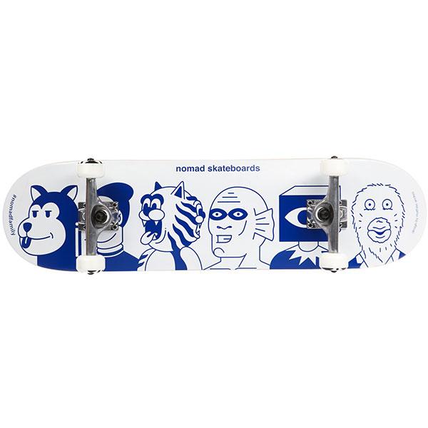 Скейтборд в сборе Nomad Fam Roster 2 Complete Medium 32 x 8.25 (21 см)