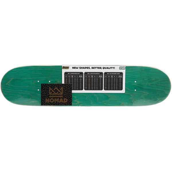 Дека для скейтборда Nomad Role Models Next Weed Deck Nmd3 31.25 x 7.875 (20 см)
