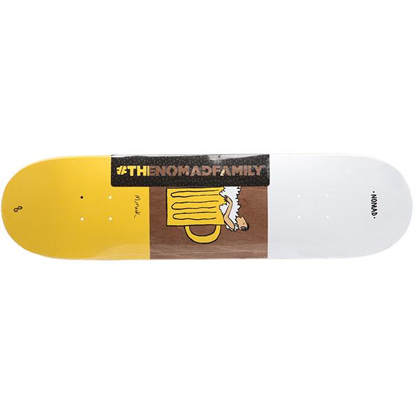 Дека для скейтборда Nomad Skatelife Beer Bath Deck Nmd1 31.69 x 8.0 (20.3 см)