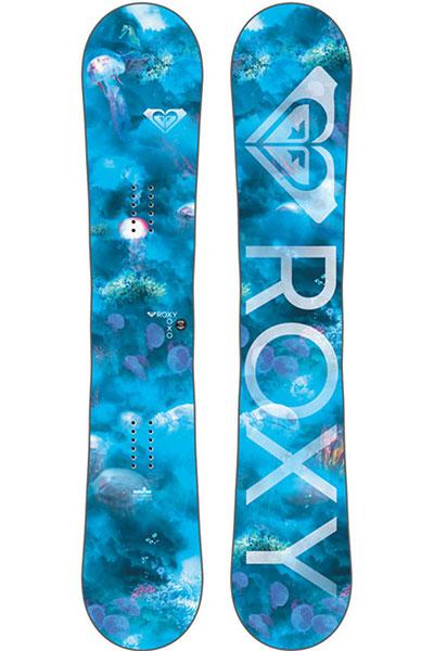 Сноуборд женский Roxy Xoxo C2e Aqua (17-18)