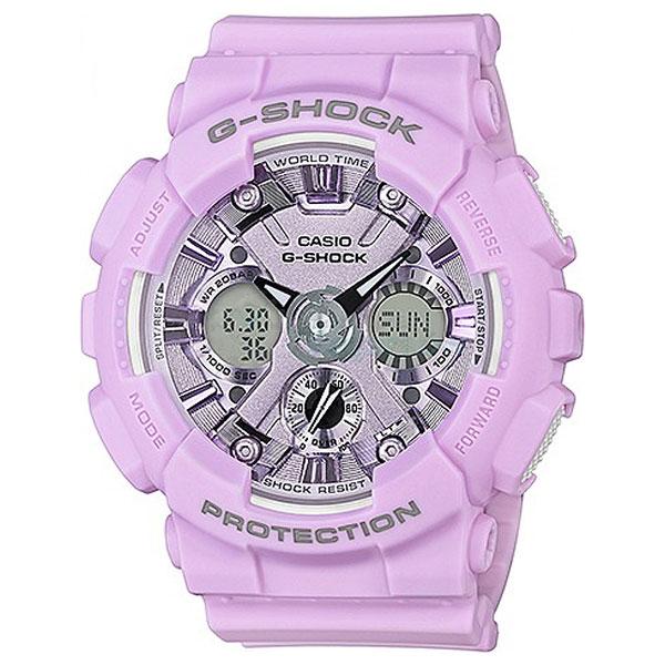 Электронные часы Casio G-Shock gma-s120dp-6aer Lavander