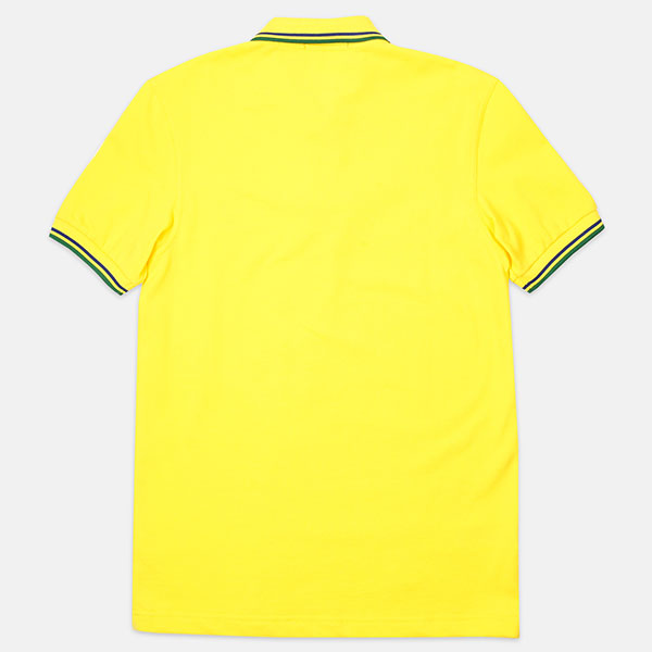 Поло Fred Perry M4600 Country Shirt Yellow