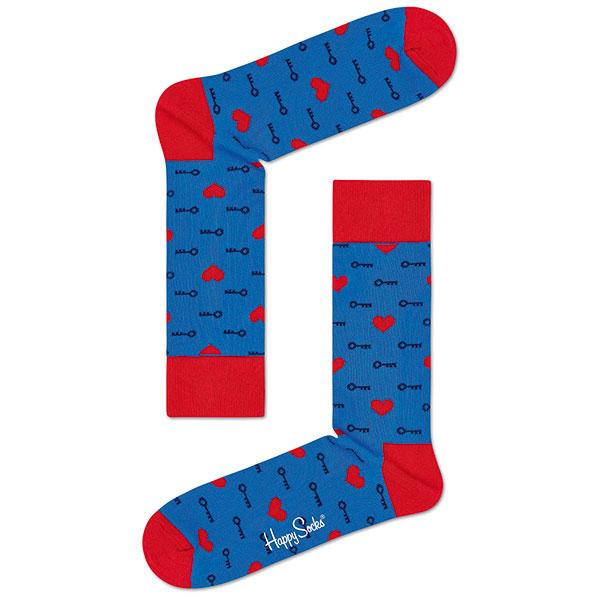 Носки Happy Socks Key to My Heart