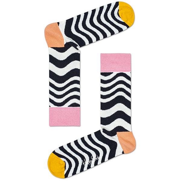 Носки Happy Socks Wavy Stripe Sock