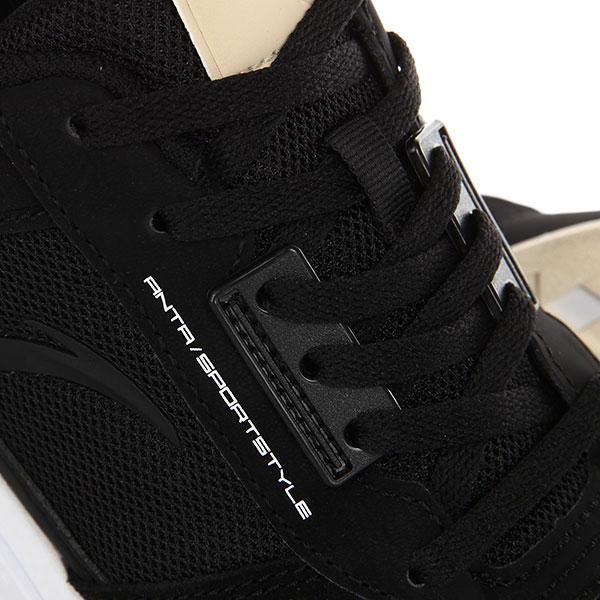 Кроссовки женские ANTA 82838852-1 Черные