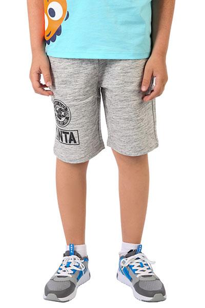 Шорты детские ANTA W35728780 Серые