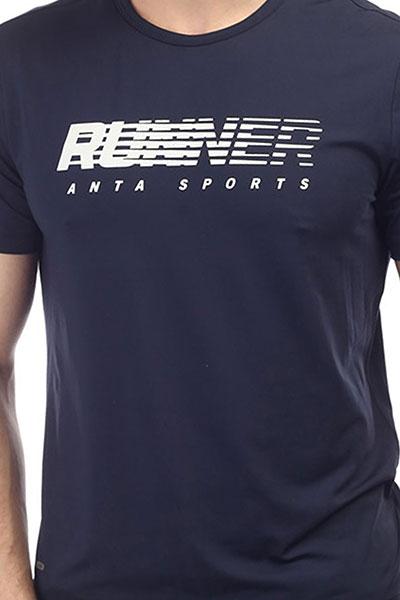 Футболка ANTA 85815150 Синяя
