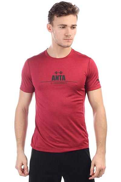 Футболка ANTA 85817158 красная