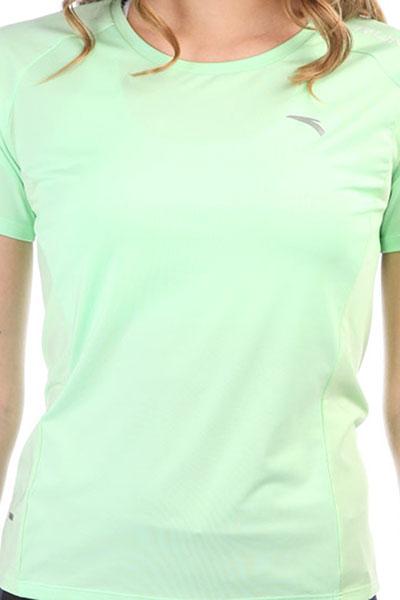 Футболка женская ANTA 86815153 Зеленая