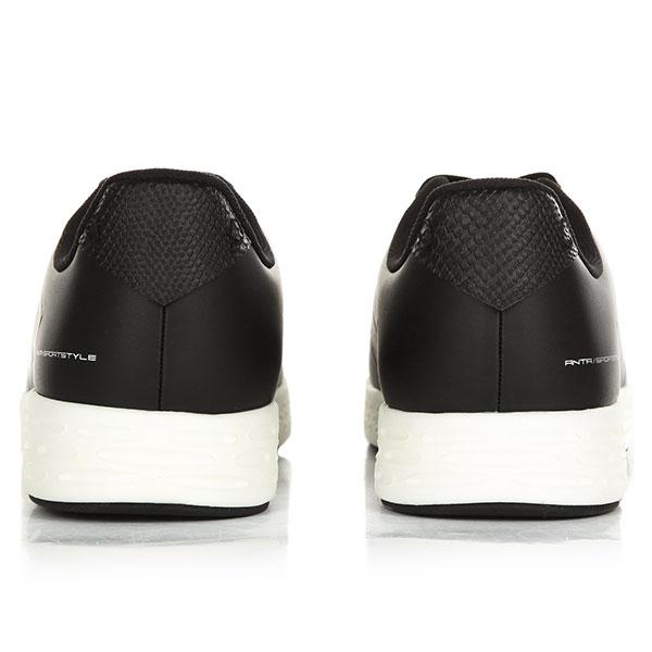 Кеды низкие женские ANTA 82838001-1 Black