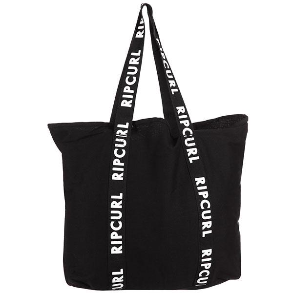 Сумка женская Rip Curl Standard Tote Essentials Black/White