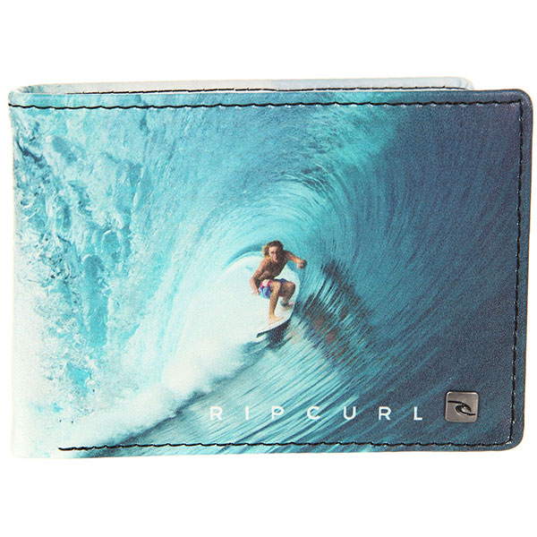 Кошелек Rip Curl Capture Pu Slim Blue