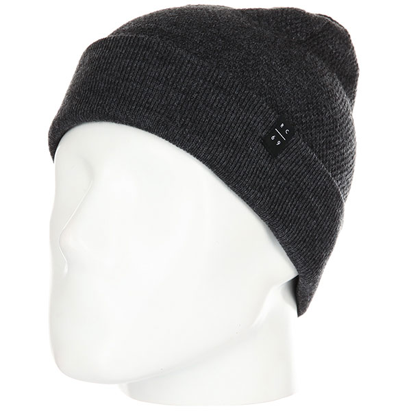 Шапка Rip Curl Entered Beanie Dark Grey Marle