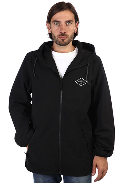 Ветровка Rip Curl Jacket Black