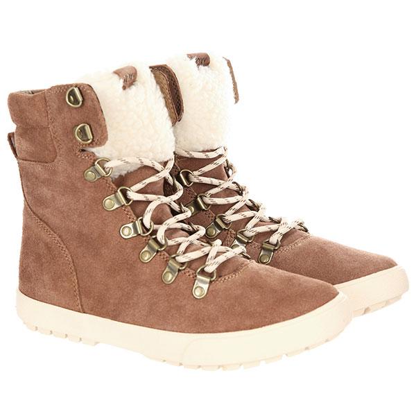 Ботинки зимние женские Roxy Anderson Boot Brown