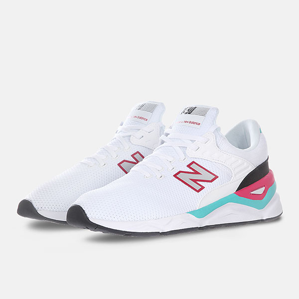 Кроссовки New Balance MSX-90 White/Multi