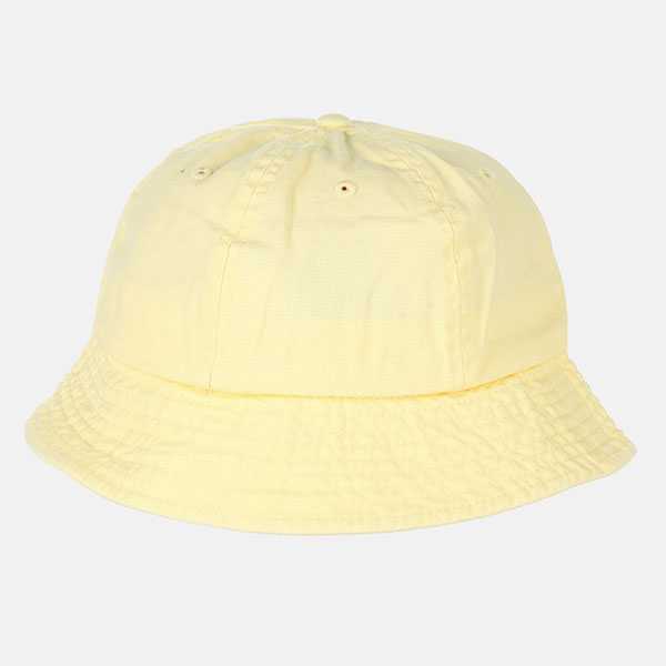 Панама Obey Decades Bucket Hat Pale Yellow