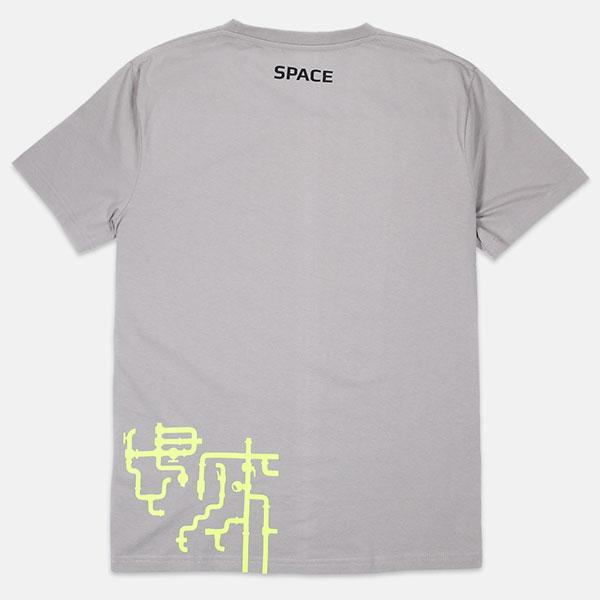 Футболка Space Grey