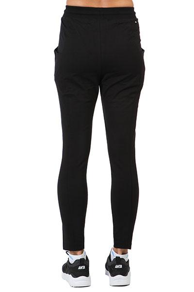 Штаны спортивные женские ANTA 86618751-2 Черные