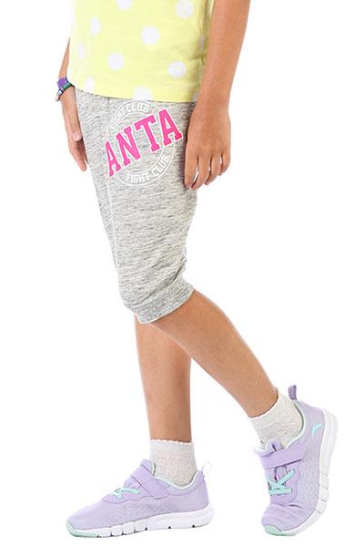 Штаны спортивные детские ANTA 36728742-1 Серые