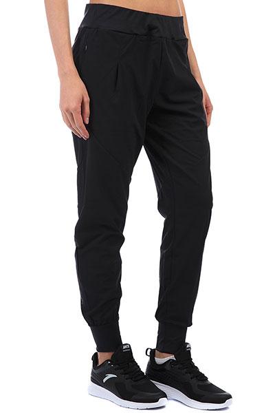 Штаны спортивные женские ANTA 86735501-1 Черные