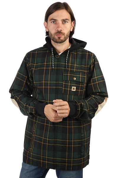 Куртка сноубордическая DC Backwoods Pine Grove Mill Plai