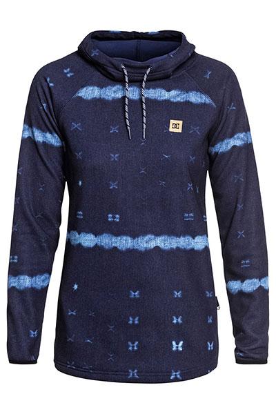 Толстовка кенгуру DC Salem Dark Blue Mud Cloth