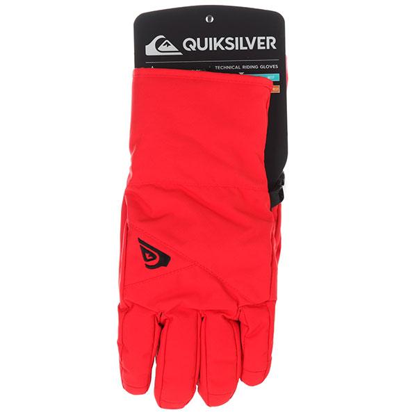 Перчатки сноубордические QUIKSILVER Cross Glove Flame