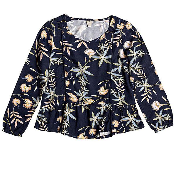 Блузка детская Roxy I Got Lives Dress Blues Birds Fl