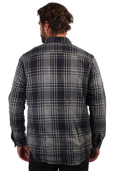 Рубашка QUIKSILVER с длинным рукавом The Waffle